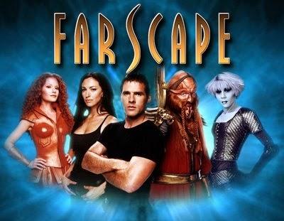 William Telltale: Top 10 Sci Fi TV Shows