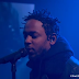 Live Performance:  Kendrick Lamar debuts new single on 'The Colbert Report'