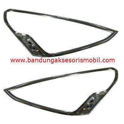 Cover Head Lamp Grand Livina 2013