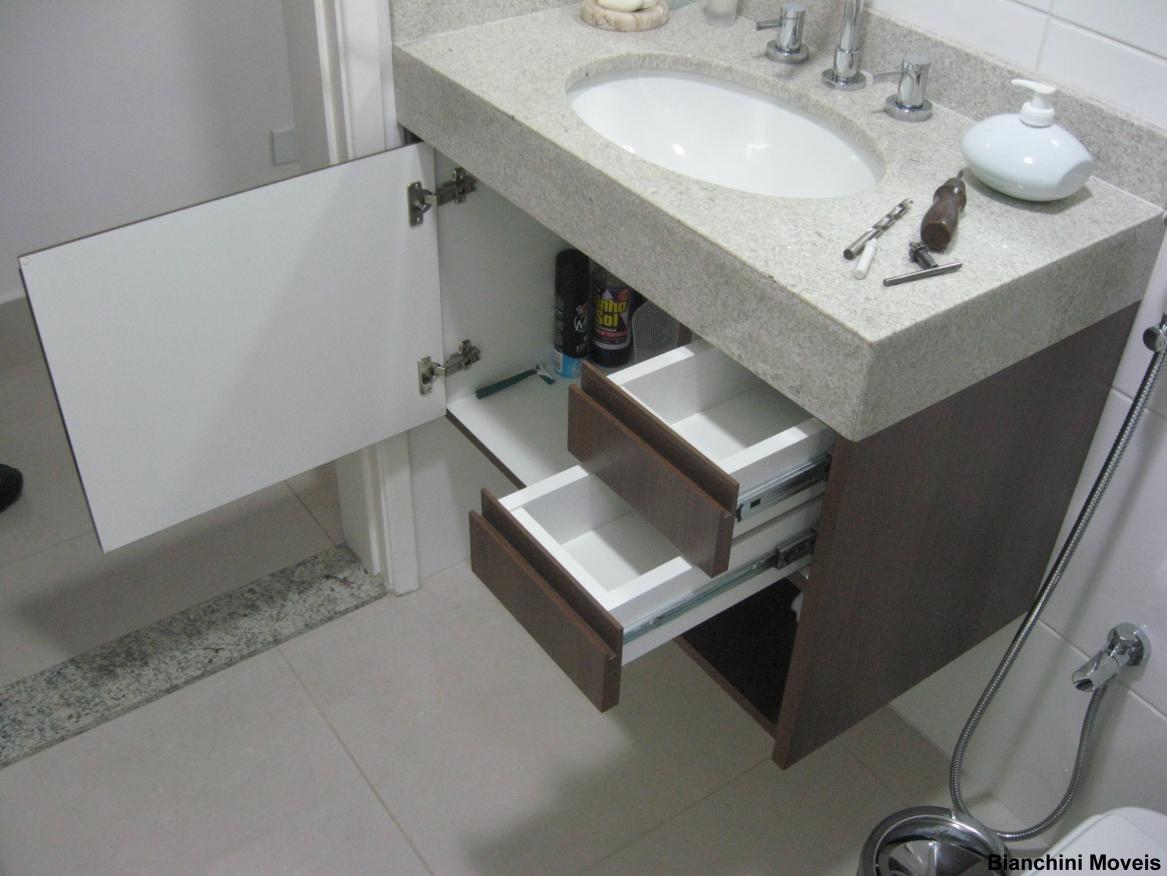 Gabinete de banheiro ~ Bianchini moveis #585047 1167 876