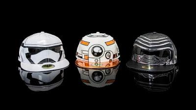 9FIFTY, BB-8, Complementos, El despertar de la Fuerza, gorras, Kylo Ren, New Era, Star Wars, Suits and Shirts,