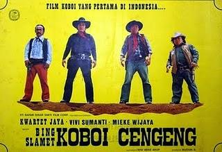 Film Jadul Koboi Cengeng