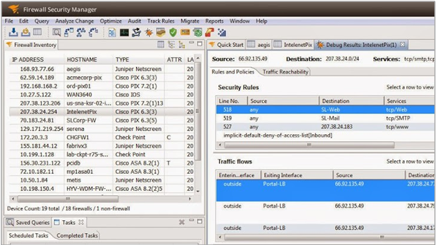 Optimizing Network Security with SolarWinds Firewall Security Manager (FSM)
