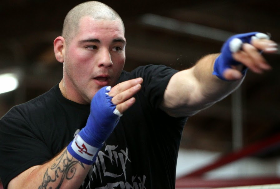 "KO Digest KO Digest Interview Andy Ruiz Jr — ""I can be"