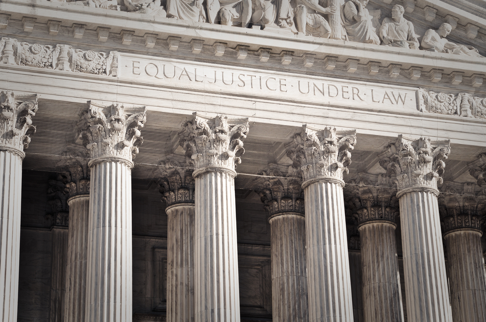 What is a good supreme court case to do a research paper on?