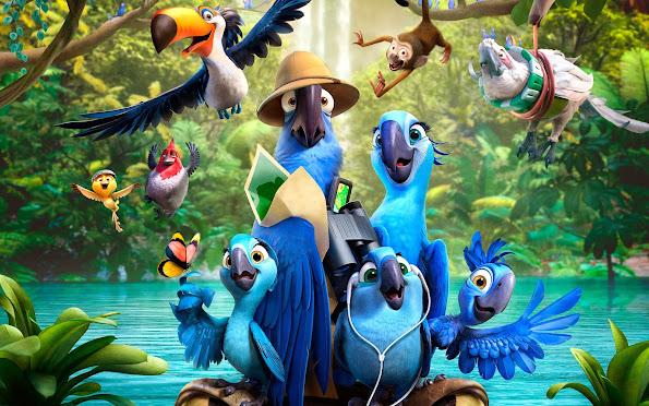 Rio 2 Movie 2014 Image 5j