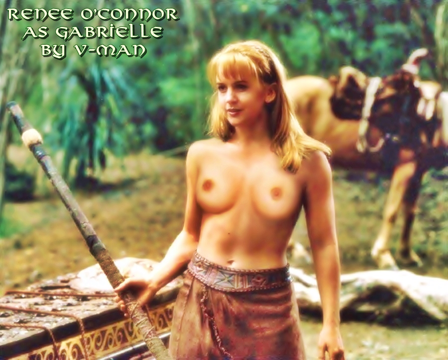 Women with renee o connor nude and