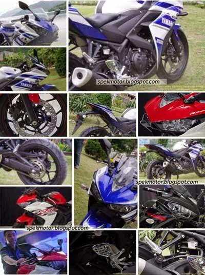 Gambar Yamaha R25 Motor Sport Racing dan Kencang