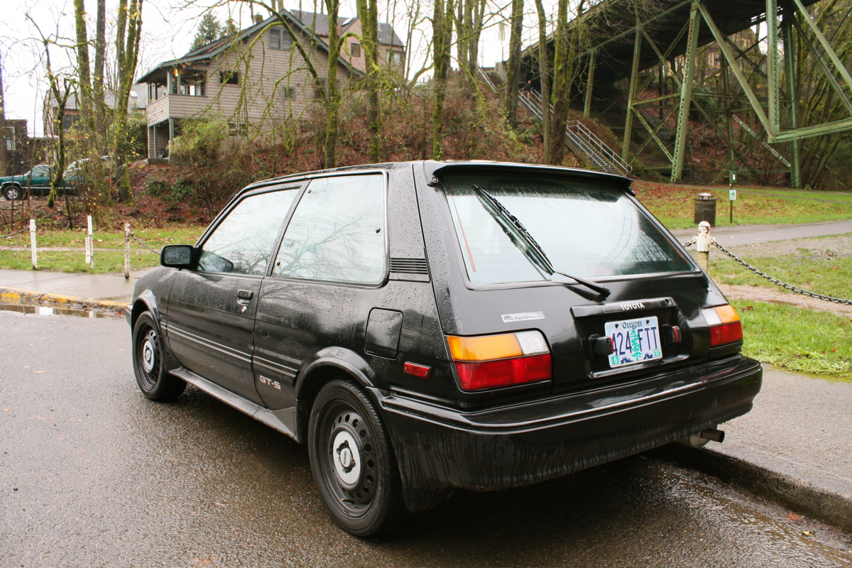 Toyota Supra 1987 Tuning >> VWVortex.com - Old Parked Cars