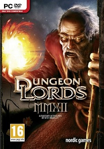 Dungeon Lords MMXII HD Cover