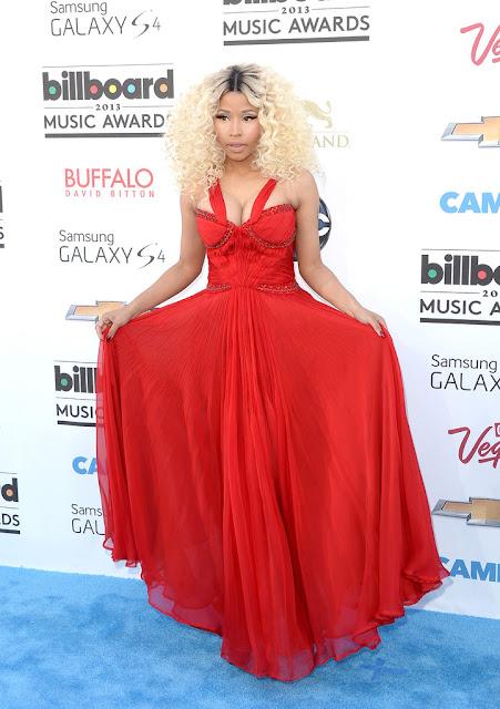 Nicki Minaj BBMA