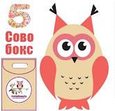 Совобокс - ежемесяный набор тканевых масок от совушки^^
