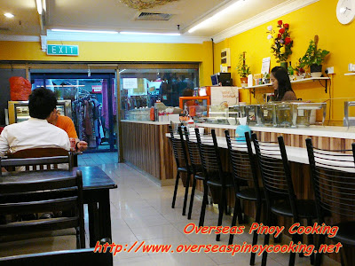 Kota Raya Shopping Complex - Filipino Restaurant