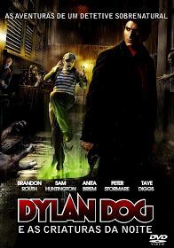 Dylan Dog e as Criaturas da Noite Dublado Online