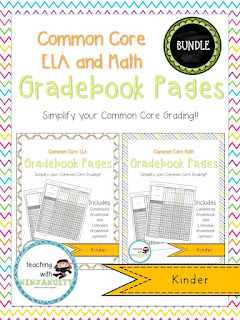 https://www.teacherspayteachers.com/Product/Kinder-ELA-and-Math-Common-Core-Gradebook-Pages-BUNDLE-1991151