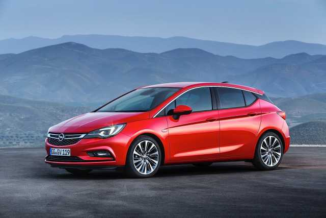 Opel Astra 2017 gtc Price