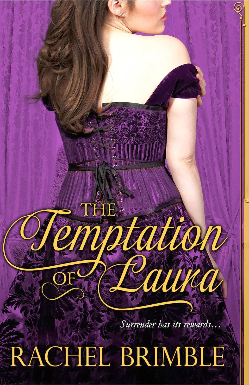 The Temptation of Laura - available now!