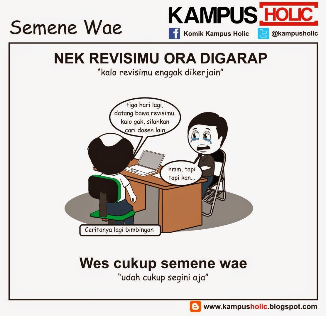 #526 Wes Cukup Semene Wae