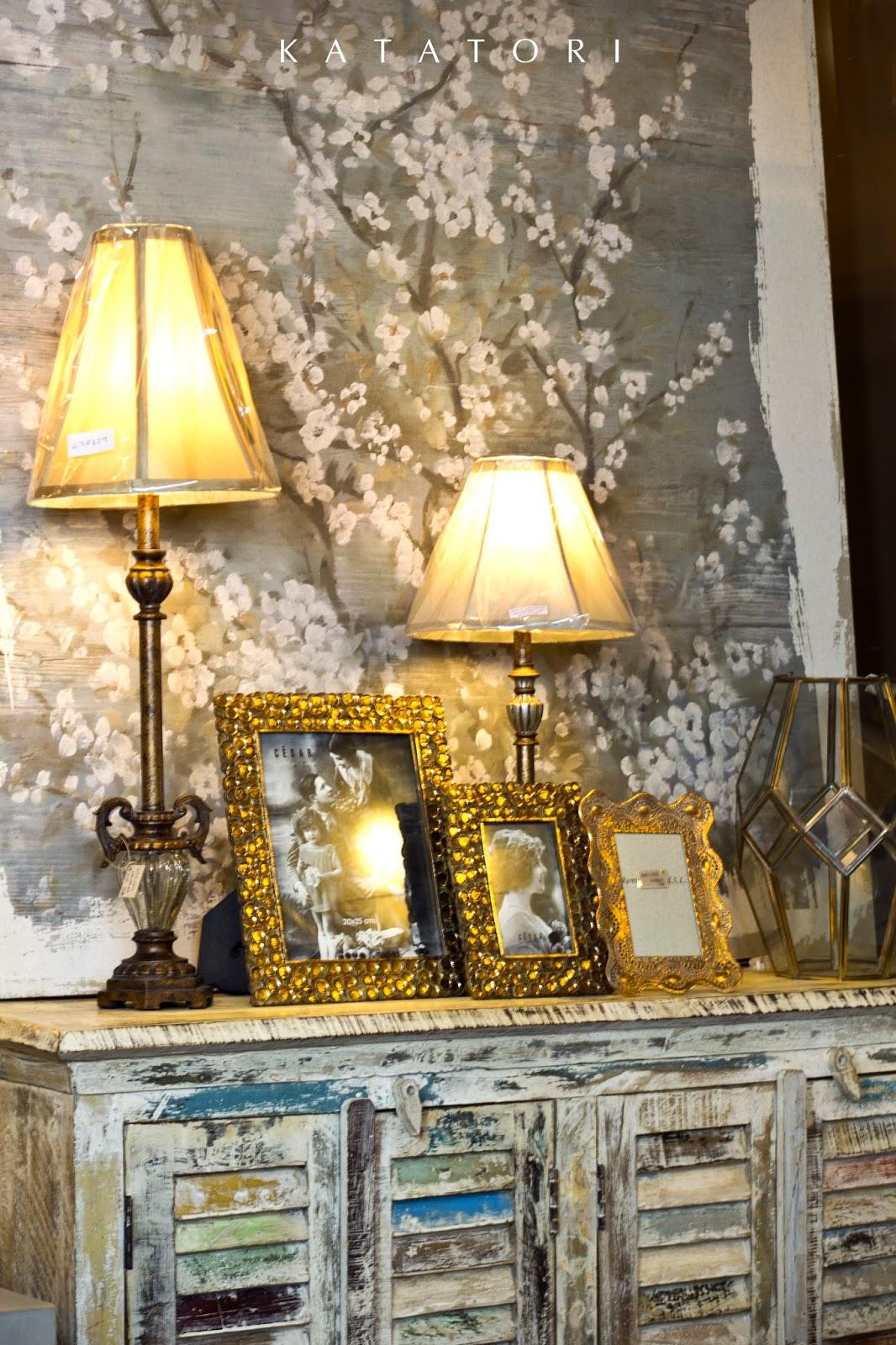 Katatori interiores classic vintage for Muebles poligono el manchon