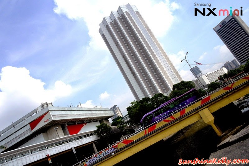 Samsung NX Mini Smart Camera, Photo Marathon Challenge, menara dayabumi, pejabat pos besar malaysia, malaysia historical building