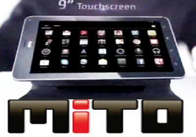 Tablet Android Mito T970