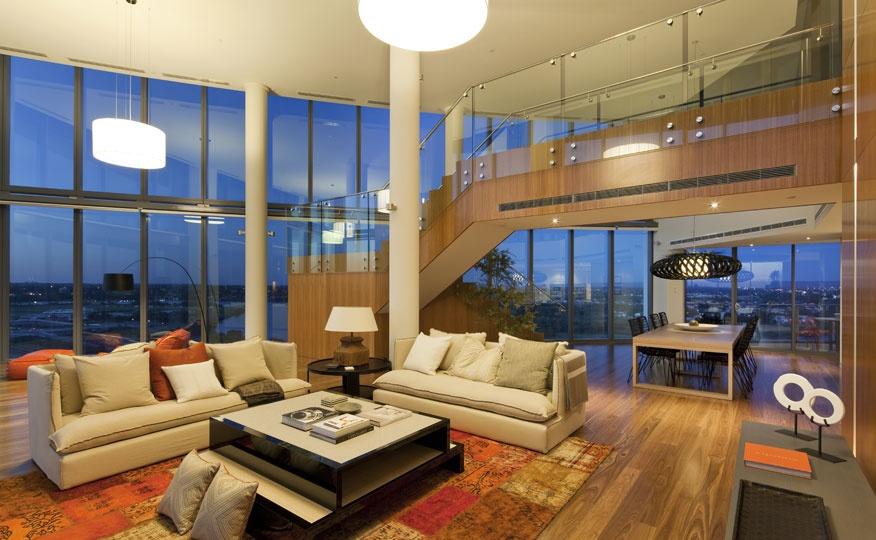 Aurora Penthouse by Coco Republic Interior Design