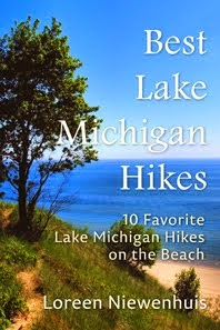 NEW eBOOK RELEASE:  Best Lake Michigan Hikes