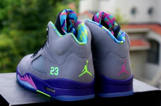 61f9a23f566 Bel Air Jordan V is set to release soon. Here is a more detailed look into  the shoe
