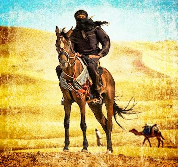 Arab berkuda