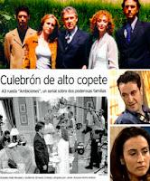 Culebrón protatonizado por Jordi Dauder, escrito por Corín Tellado