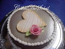 Grandma's Sherry Cake