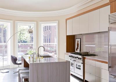 Interior Dapur Modern Terbaru