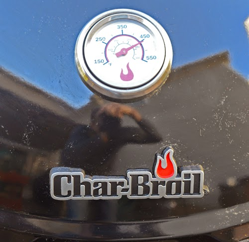 Char-Broil Kettleman, grilling thermometer,
