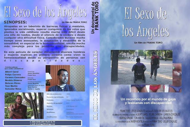 """""""El sexo de los angeles"""" - cine con subtítulos y LSE, 10 de mayo Murcia El+Sexo+De+Los+Angeles+2004+Custom+Por+Fralfergar+-+dvd"""