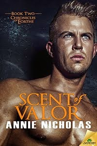 Scent of Valor  Nov. 4th