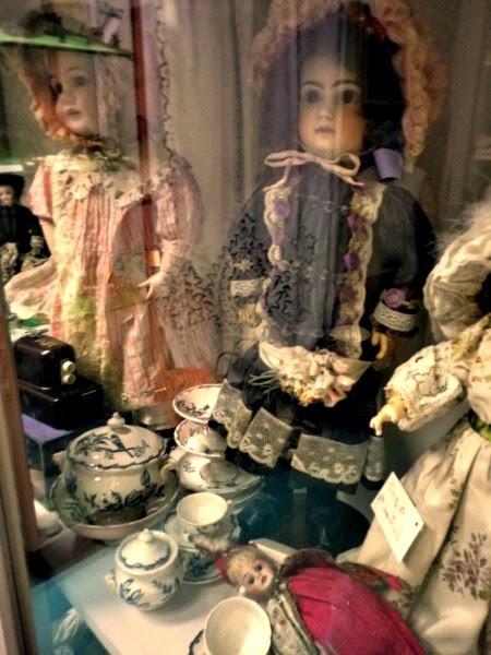 bambole in bisquit