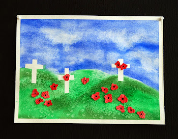 Remembrance Day Painting