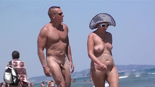Lola Cap d'Agde 02 (Public sex party at the Nude Beach)