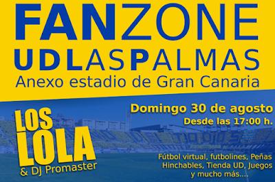Fan Zone UD Las Palmas