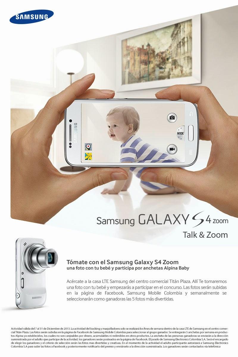 Concurso Samsung Casa LTE