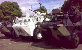 Panser Amphibi dan Tank Medium Produksi Indonesia