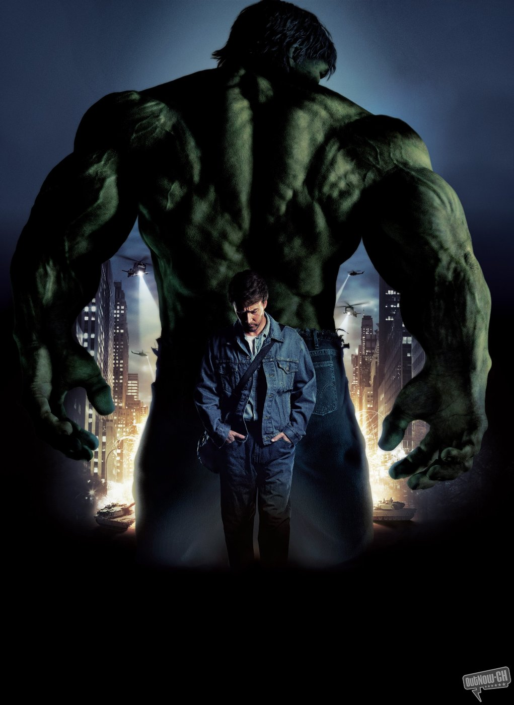 Watch The Incredible Hulk Movie Online Free 2006