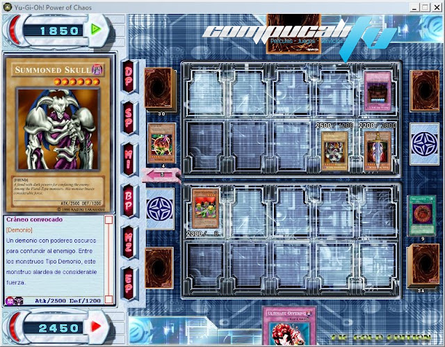 Yu-Gi-Oh! Power Of Chaos Joey The Passion Juego Descargar
