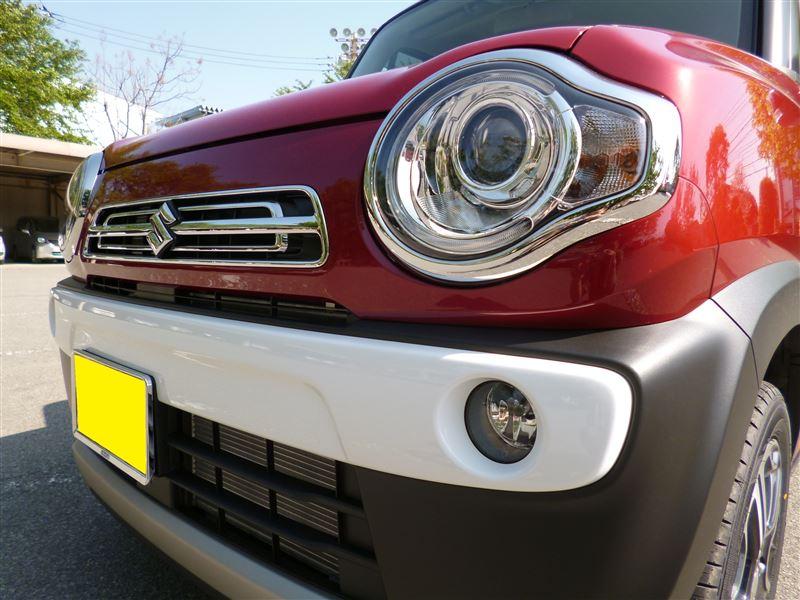 Suzuki Hustler, ciekawe miejskie auto, japońskie, galeria