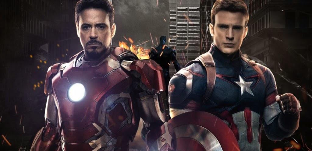 Capitão América 3: A Guerra Civil começa a ser filmado em abril; primeira sinopse é revelada