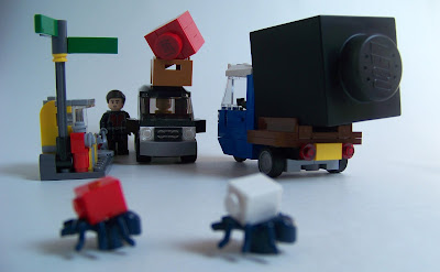 LEGO small scale