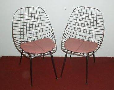 Aquel tiempo de mi infancia tremendos modelos de sillas for Modelos de sillas de hierro