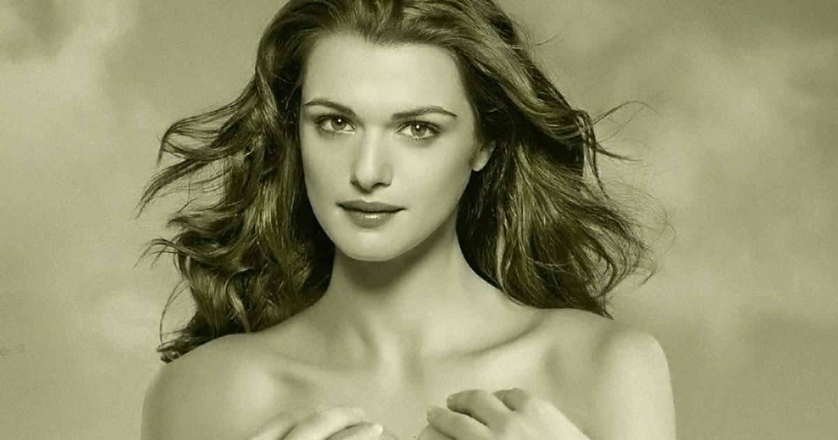 Woman nude on beach