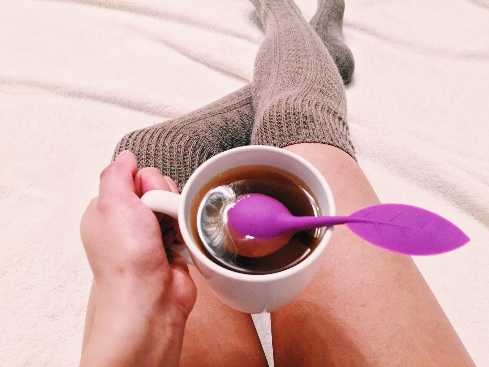 Teami Tea Review - The Bobbed Brunette