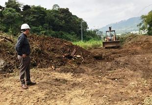 Inicia construcción de Parque el Bohío